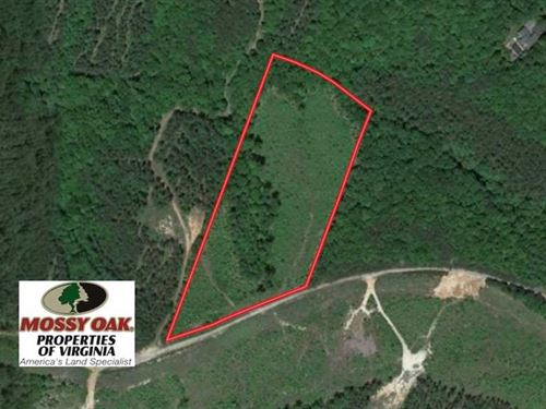 Reduced, 10 Acres of Hunting Land : Martinsville : Henry County : Virginia