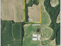 Nice Hunting Farm : Nebo : Pike County : Illinois