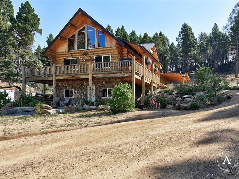 Big Bull Hunting Lodge Ranch For Sale Boulder Jefferson County