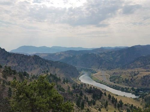 Wow, What A View : Cascade : Montana