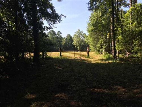 Tallent Farm : Lincolnton : Lincoln County : Georgia