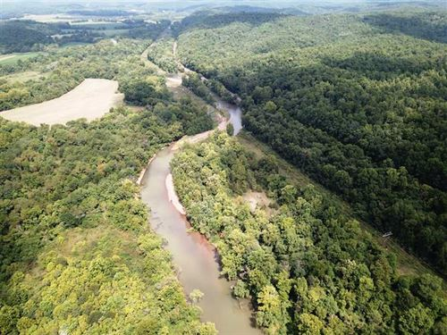 1000 Acres For Sale in Wayne : Mill Spring : Wayne County : Missouri