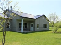 Two Homes On 155 Ac In Albany, Oh : Albany : Vinton County : Ohio