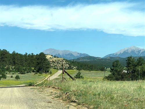 80 Acres In Weston, CO : Weston : Las Animas County : Colorado