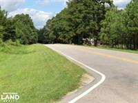 Sanders Road Hunting And Recreation : Vina : Franklin County : Alabama