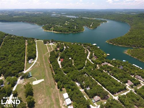 Turkey Mountain Airport For Sale : Shell Knob : Barry County : Missouri