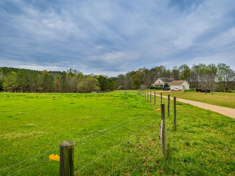 Over 25 Acres In Morgan County Ranch For Sale Madison Morgan County Georgia Ranchflip