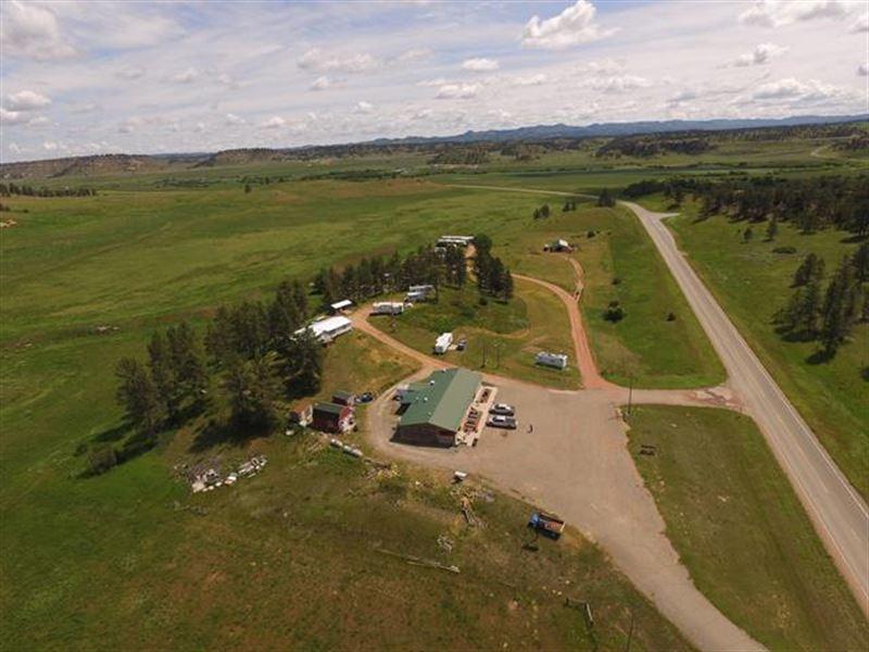 Spring Creek Rv Park, C-Store : Hardin : Big Horn County : Montana