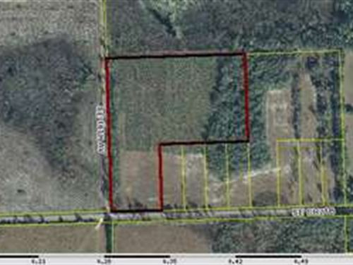 11.17 Acres- A-328 : Keystone Heights : Bradford County : Florida