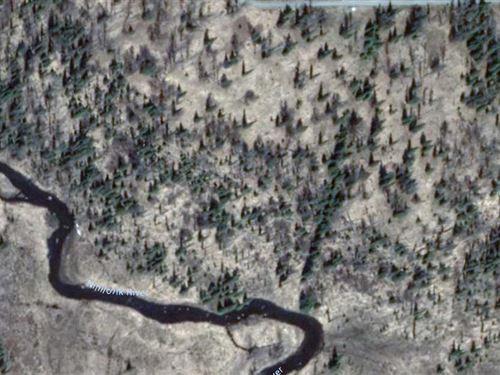 Large Tract of Land With View of : Ninilchik : Kenai Peninsula Borough : Alaska