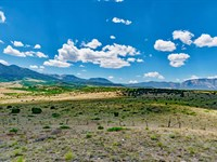 Ranch By Electricity & County Road : Walsenburg : Huerfano County : Colorado