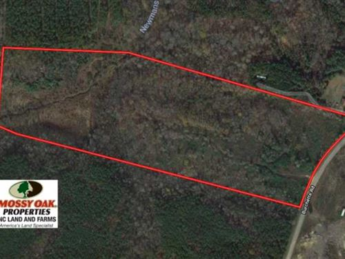 Under Contract, 40 Acres of Recre : Norlina : Warren County : North Carolina