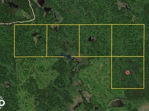 6, Hunting, Recreational, Woods : Finland : Lake County : Minnesota