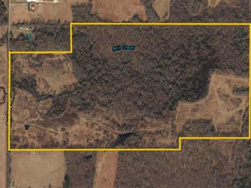 Price Reduced Make Offer, 155 ac : Ward : Lonoke County : Arkansas
