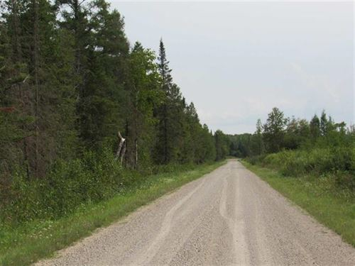 M-69 & Shiversky Rd Mls 1110986 : Whitney : Menominee County : Michigan