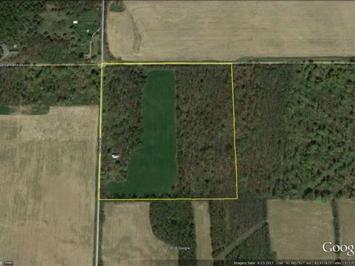 Penn Rd, 36.08 Acres : Cassopolis : Cass County : Michigan