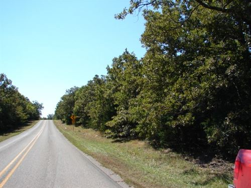 Recreational Hunting Acreage : Gepp : Fulton County : Arkansas