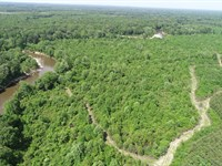 Little Missouri River Front : Chidester : Ouachita County : Arkansas