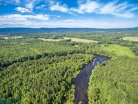 Duck Hunting Land In Arkansas : Gravelly : Yell County : Arkansas