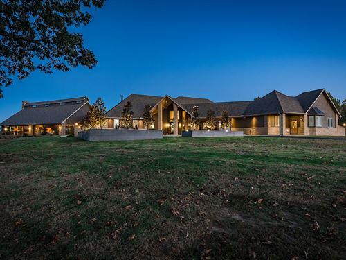 Luxury Estate In Harrison Arkansas : Harrison : Boone County : Arkansas