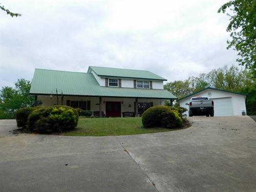 Ouachita Mountain Country Home : Hatfield : Polk County : Arkansas