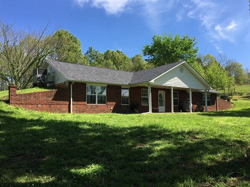 Farm For Sale in Fulton Co Arkansas : Mammoth Spring : Fulton County : Arkansas