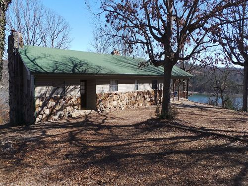 Bull Shoals Lake Property, 3 Sides : Peel : Marion County : Arkansas
