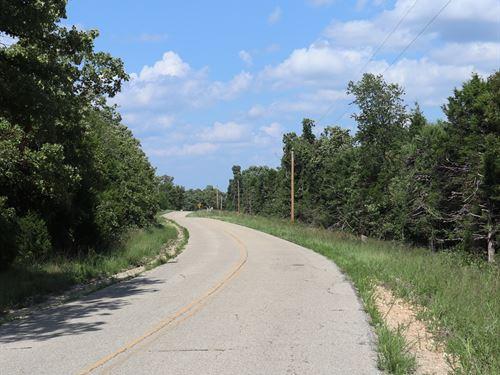 Ozark Hunting Property Building : Salem : Fulton County : Arkansas