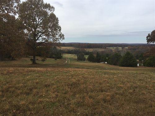 Cattle/Horse Ranch/Hunting Property : Pocahontas : Randolph County : Arkansas