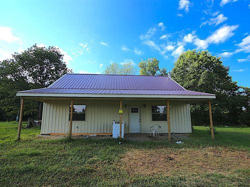 Newer Cabin Acreage Randolph : Pocahontas : Randolph County : Arkansas