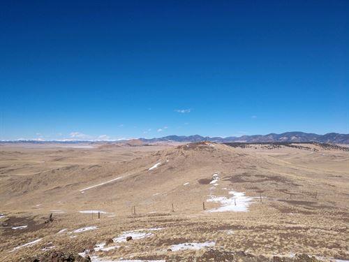 Agriculture Acreage Land Hartsel CO : Fairplay : Park County : Colorado