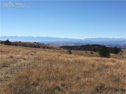 Beautiful Mountain Property : Cripple Creek : Teller County : Colorado