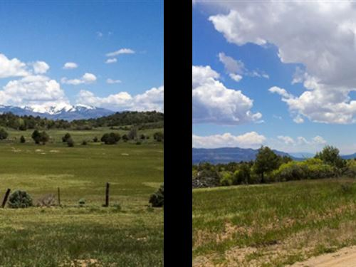 Land Colorado Acreage Mancos CO : Mancos : Montezuma County : Colorado