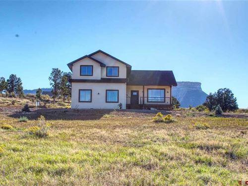 CO Home Acreage Base Mesa Verde : Mancos : Montezuma County : Colorado