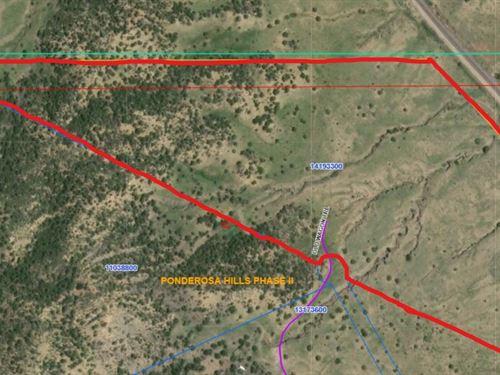 37+ Acres no Restrictions Trinidad : Trinidad : Las Animas County : Colorado