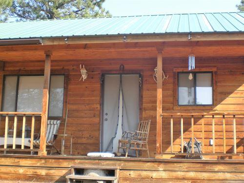 Cozy Cabin Acreage Trinidad : Trinidad : Las Animas County : Colorado