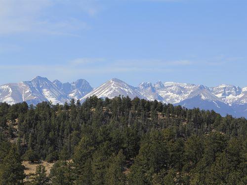 70.6 Acres Westcliffe Custer County : Westcliffe : Custer County : Colorado