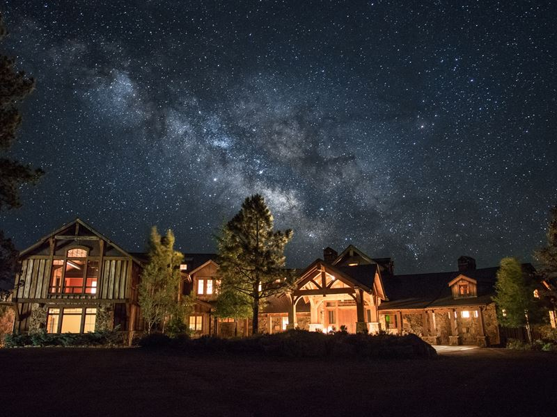 Colorado Luxury Mountain Retreat : Ridgway : Ouray County : Colorado