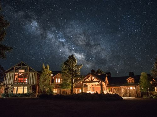 Colorado Luxury Mountain Retreat : Ridgway : Ouray County : Colorado