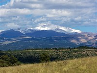 Colorado Mountain Ranch Views Pikes : Salida : Fremont County : Colorado