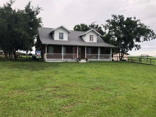 Homestead Dream : Morriston : Levy County : Florida