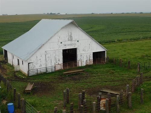 For Auction 155 Acres M/L Tillable : Atchison : Kansas