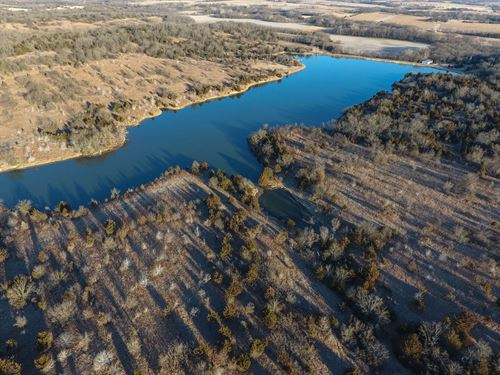 Incredible Recreational Property 25 : Harveyville : Wabaunsee County : Kansas