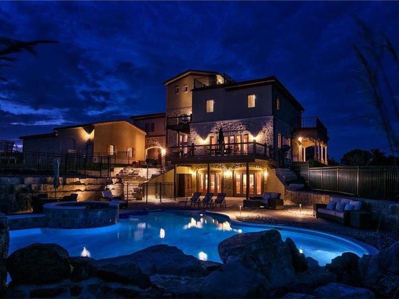 Luxury Home 26 Acres Douglas : Edgerton : Douglas County : Kansas
