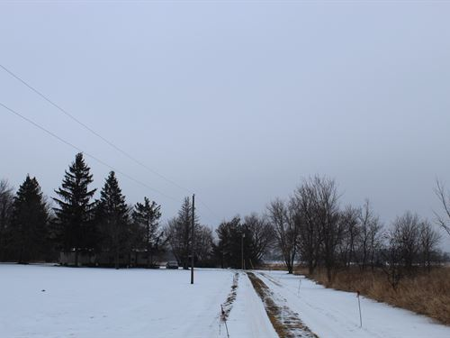 Mille Lacs County 40 Acres For Sale : Foley : Mille Lacs County : Minnesota