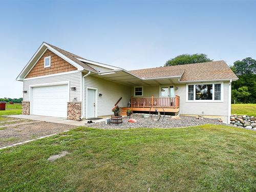 Chisago County Beef Ranch For Sale : Harris : Chisago County : Minnesota