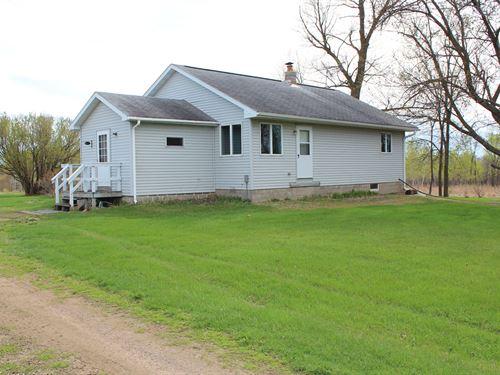 Morrison County Hobby Farm For Sale : Hillman : Morrison County : Minnesota