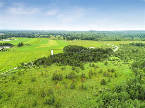 Mille Lacs Area Hunting Land : Isle : Mille Lacs County : Minnesota