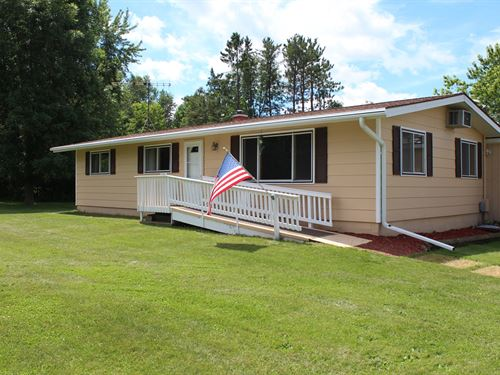 63 Acre Hobby Farm Milaca Area : Milaca : Mille Lacs County : Minnesota