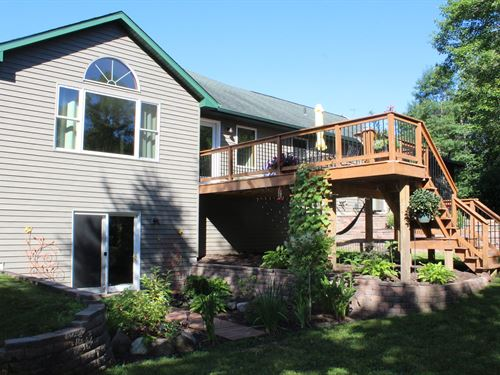 Milaca Country Home For Sale : Milaca : Mille Lacs County : Minnesota